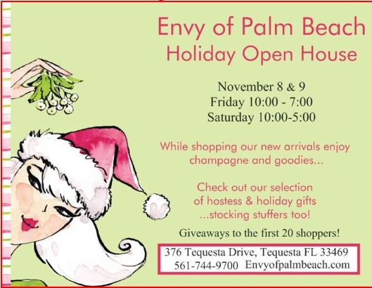 Shopping Envy Of Palm Beach Inc